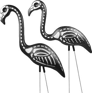 Best flamingo skeleton lawn ornaments Reviews