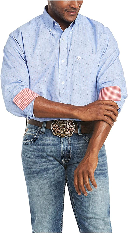 Wrinkle Free Gavrel Classic Fit Shirt