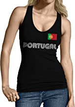 SpiritForged Apparel Portugal Soccer Jersey Junior's Tank Top