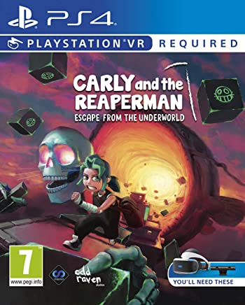 Carly and the Reaperman: Escape from the Underworld for PlayStation 4