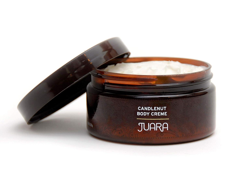 JUARA - Candlenut BodyCreme Moisturizing 超人気 専門店 Skin Hy Lotion Dry 定番キャンバス