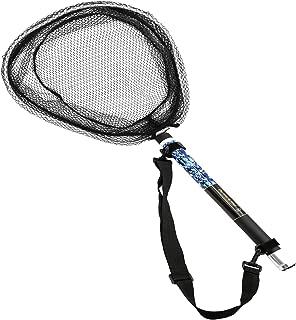 サンライク(SANLIKE)玉網 タモ網 折りたたみ式 伸縮式 調節可能 玉の柄 釣りネット 釣り すくい網 淡水海水適用 ランディングネット 網 漁具