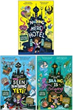 Nothing to see Here Hotel Book Series 3 Books Collection Set By Steven Butler (The Nothing to See Here Hotel, You Ain't Seen Nothing Yeti, Sea-ing is Believing)