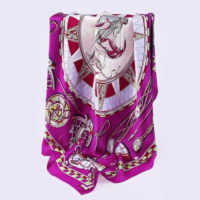 Paioup Ladies silk shawl silk scarves silk scarf silks send relatives friend Perfectly expresses unique temperament