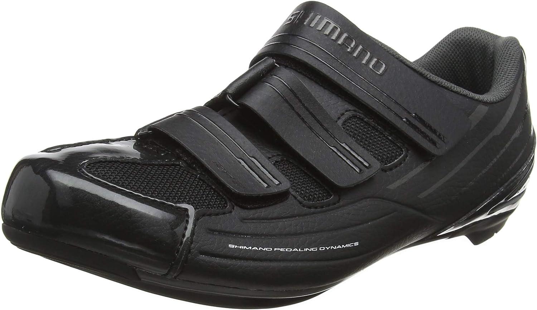 SHIMANO RP2 SPD-SL shoes, Black, Size 40