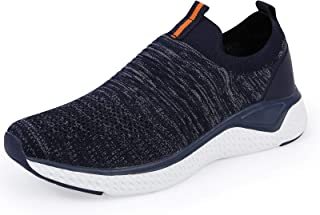 Sponsored Ad - ZASEPY Men's Lightweight Mesh Breathable Walking Shoes - Casual Knit Loafer Slip on Sneakers
