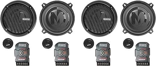 2 Pairs Memphis Audio PRX50C 5.25