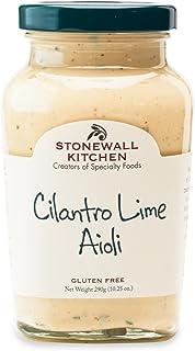 Stonewall Kitchen Cilantro Lime Aioli, 10.25 oz