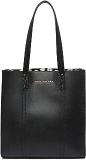 Repeat Leather Tote (Black)