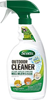 Scotts Outdoor Cleaner Plus OxiClean, 32 oz. RTU