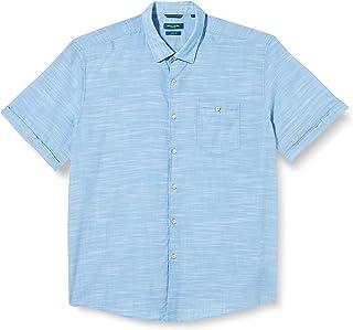 Pierre Cardin Men's Airtouch Kurzarm Hemd Shirt