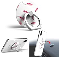 AAUXX iRing Circle Pop Cell Phone Ring Holder and Finger Grip Ring Accessory. Ring Stand Compatible with iPhone, Samsung, Other Android Smartphones and Tablets.