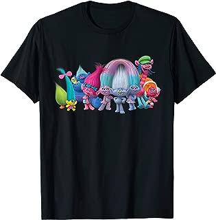 DreamWorks Trolls All Troll Friends T-shirt