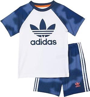 adidas Shorts Tee Set (Infant/Toddler)