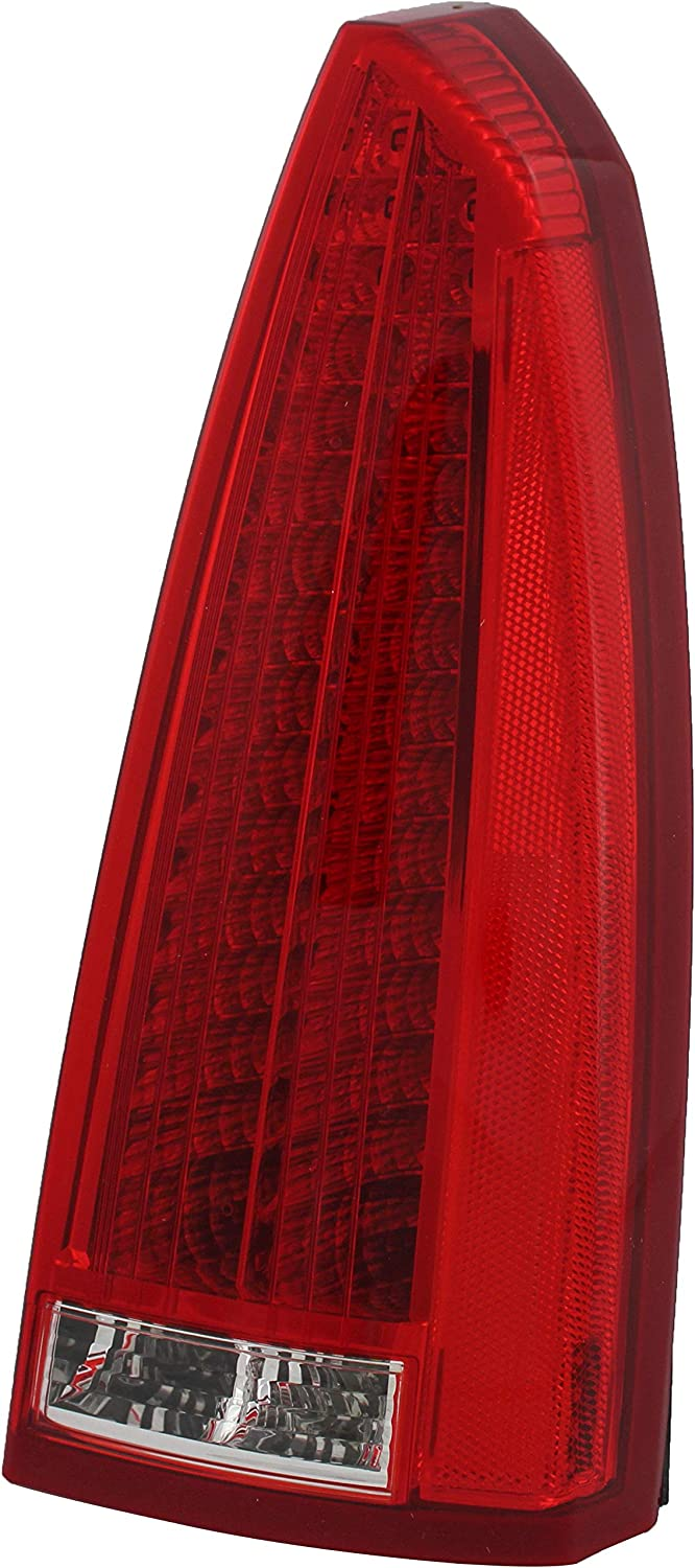JP トラスト Auto Outer 未使用品 Tail Light Compatible Dts Cadillac 2006 With 2007