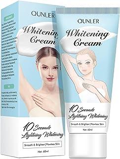 Sponsored Ad - Qunler Dark Spot Cream Body Moisturizer for Ampits, Neck, Bikini Lines, Knees, Intimate Parts