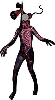 Y2M Scary Monster Cosplay Legend Jumpsuit Traje de Mono de Terror