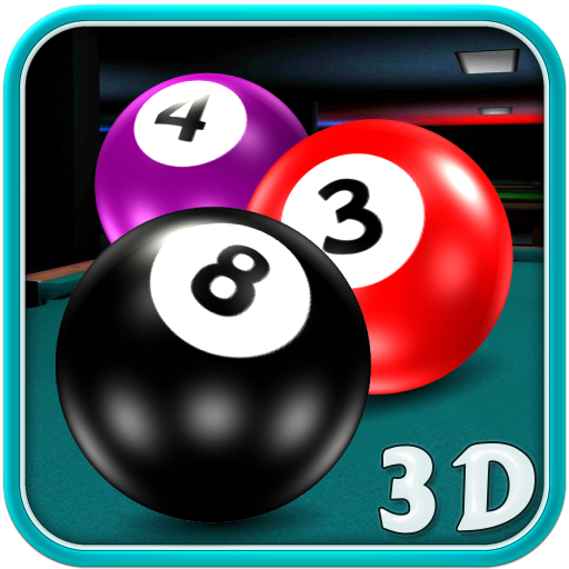 Real Ball - Pool Billiard 3D - Snooker Game for A
