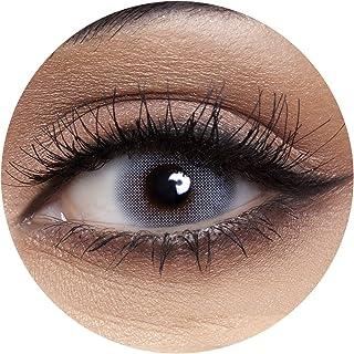 Anesthesia USA Miami Sapphire Contact Lenses, Anesthesia Cosmetic Contact Lenses, 6 Months Disposable - USA Miami Sapphire...