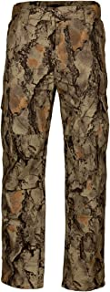 Natural Gear 6 Pocket Tactical Fatigue Pant for Men, Lightweight Hunting Pants, Made with Cotton/Poly Ripstop Material
