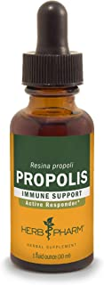 Herb Pharm Propolis Liquid Extract for Immune System Support - 1 Ounce
