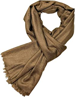 Shanlin Unisex Cotton-Linen Scarves for Men and Women