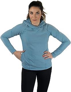 Alex + Abby Women's Stretch Cotton Hoodie
