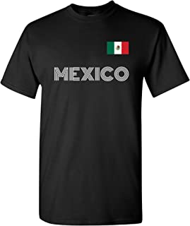Mexico Soccer Jersey - Mexican International Futbol Team T Shirt