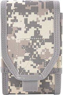 Gedourain 1000D Nylon Léger Multi-Fonction Pochette Étui Étui Étanche Armée Téléphone Sac Portable Durable pour iPhone XS ...