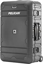 Pelican Elite Luggage | Carry-On (BA22-22 inch) - Grey/Black (Renewed)
