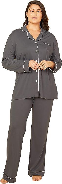 Bella Relaxed Long Sleeve Top Pants Set