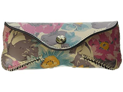 Patricia Nash Ardenza Sunglasses Case (First Bloom Print) Wallet