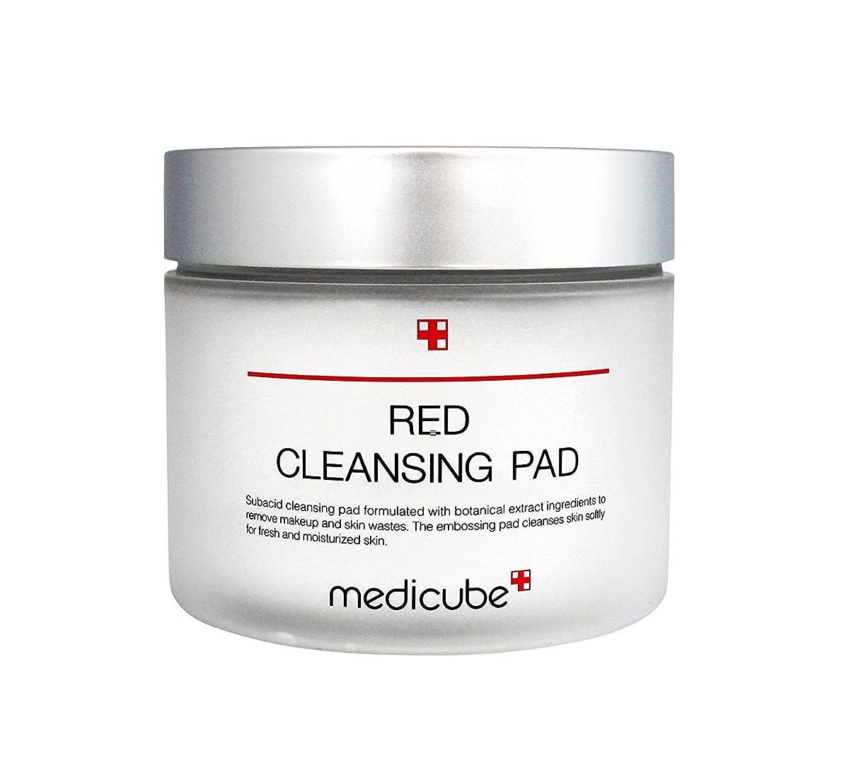 解く仲介者裁判官RED CLEANSING PAD