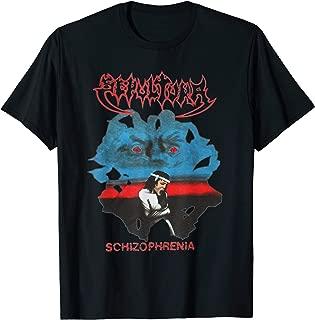 Best sepultura schizophrenia t shirt Reviews
