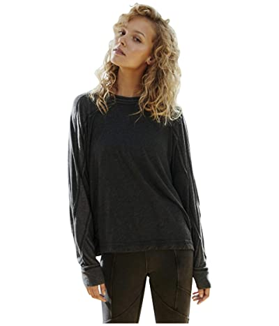 FP Movement All About It Long Sleeve (Black) Women