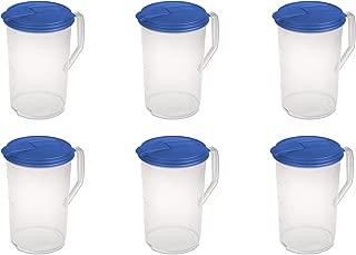 Best sterilite 1-gallon round pitcher Reviews