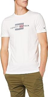 Tommy Hilfiger Lines Hilfiger Tee T-Shirt Homme