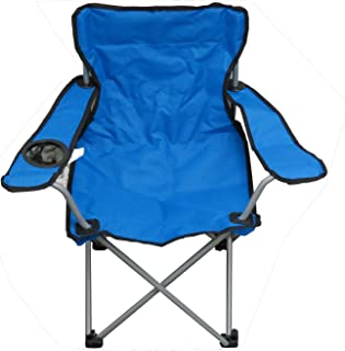 VMI Folding Chair for Kids, Blue