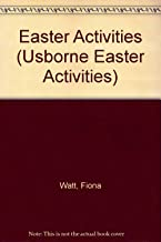 Ray Gibson ,Fiona Watt Usborne Activity Books Easter Activities