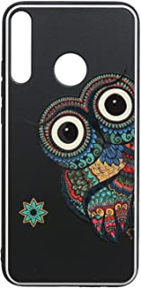 Boter 3D Hard Back Cover With Silicone Edge For Huawei Y7P 2020 - Multi Color