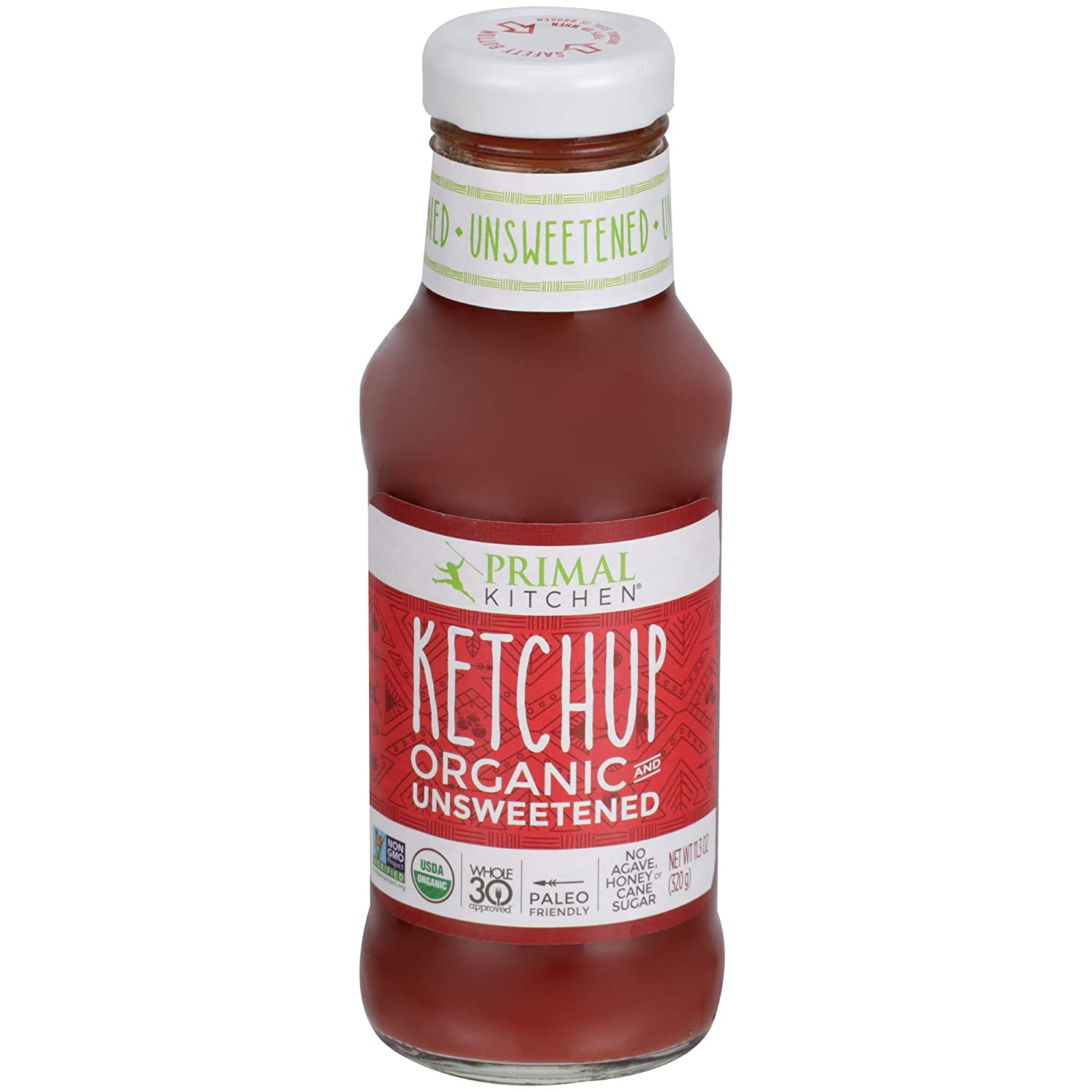 Primal Kitchen Organic Unsweetened oz 11.3 Limited Special Price Ketchup Popular brand in the world