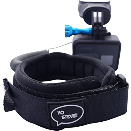 Ho Stevie! Premium Armband Leash for GoPro Cameras and Mouth Mounts