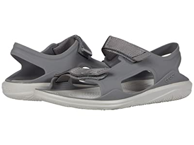 Crocs Swiftwater Expedition Sandal (Smoke/Pearl White) Women