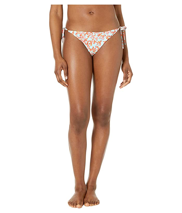 Tommy Bahama Coral Cabana Reversible String Bottoms (Swimming Pool Blue) Women
