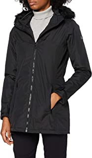 Regatta Women's Myla Waterproof Breathable Taped Seams Lined Insulated Jacket With Security Pocket Jacket