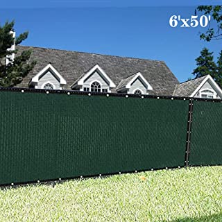 Best Sunnykud Fence Privacy Screen 6