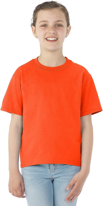Jerzees Big Boys Heavyweight Crewneck Short Sleeve T-Shirt