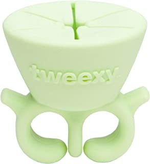 Tweexy - The Original Wearable Nail Polish Bottle Holder, California Green