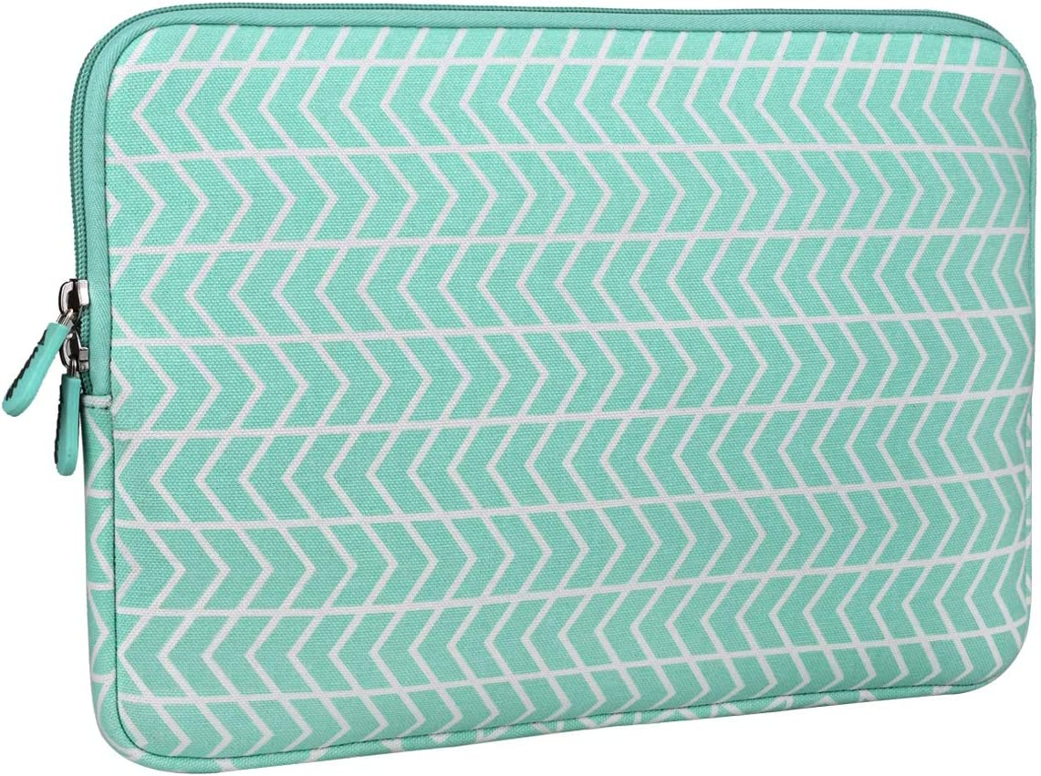 Aucase Laptop Sleeve Case for 9.7-11 inch Tablet iPad Tab Notebook, Thickest Lightest Neoprene Water Repellent Protective Travel Bag