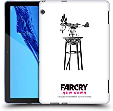 Official Far Cry Tower New Dawn Graphic Images Soft Gel Case Compatible for Huawei MediaPad T5
